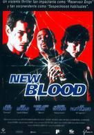 New Blood - Spanish poster (xs thumbnail)