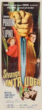Strange Intruder - Movie Poster (xs thumbnail)