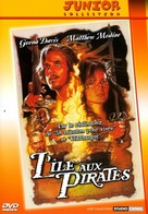 Cutthroat Island - French Movie Cover (xs thumbnail)