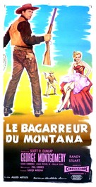 Man from God's Country - French Movie Poster (xs thumbnail)
