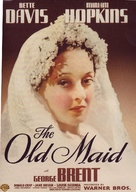 The Old Maid - DVD movie cover (xs thumbnail)