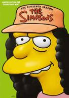"""""""The Simpsons"""" - DVD cover (xs thumbnail)"""