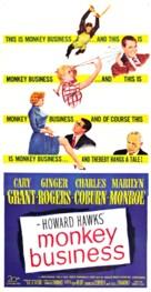 Monkey Business - Movie Poster (xs thumbnail)