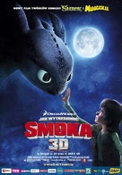 How to Train Your Dragon - Polish Movie Poster (xs thumbnail)