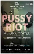 Pokazatelnyy protsess: Istoriya Pussy Riot - Movie Poster (xs thumbnail)