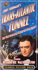 The Tunnel - VHS cover (xs thumbnail)