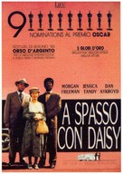 Driving Miss Daisy - Italian Movie Poster (xs thumbnail)