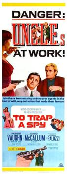 To Trap a Spy - Movie Poster (xs thumbnail)