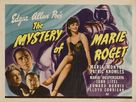Mystery of Marie Roget - Movie Poster (xs thumbnail)
