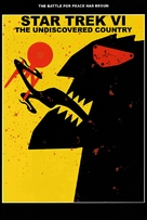 Star Trek: The Undiscovered Country - poster (xs thumbnail)