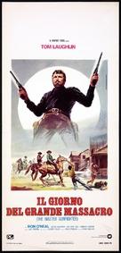 The Master Gunfighter - Italian Movie Poster (xs thumbnail)