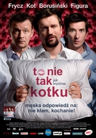To nie tak jak myslisz, kotku - Polish Movie Poster (xs thumbnail)