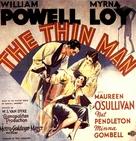 The Thin Man - Movie Poster (xs thumbnail)
