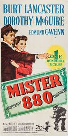 Mister 880 - Movie Poster (xs thumbnail)