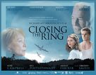 Closing the Ring - British Movie Poster (xs thumbnail)