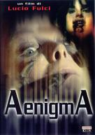 Aenigma - Italian DVD cover (xs thumbnail)