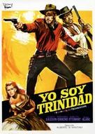 Django spara per primo - Spanish Movie Poster (xs thumbnail)