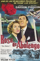 Mrs. Miniver - Argentinian Movie Poster (xs thumbnail)