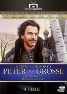 """""""Peter the Great"""" - German DVD cover (xs thumbnail)"""