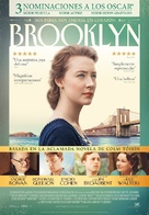 Brooklyn - Spanish Movie Poster (xs thumbnail)