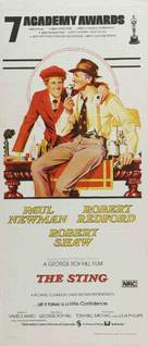 The Sting - Australian Movie Poster (xs thumbnail)