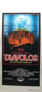 976-Evil II - Italian Movie Poster (xs thumbnail)