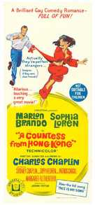 A Countess from Hong Kong - Australian Movie Poster (xs thumbnail)
