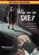 Chi l'ha vista morire? - DVD cover (xs thumbnail)