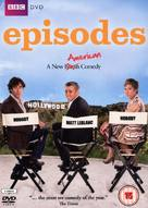 """Episodes"" - British DVD movie cover (xs thumbnail)"