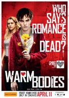 Warm Bodies - Australian Movie Poster (xs thumbnail)