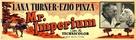 Mr. Imperium - Movie Poster (xs thumbnail)