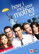"""How I Met Your Mother"" - British DVD cover (xs thumbnail)"