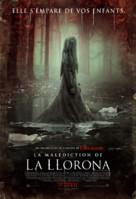 The Curse of La Llorona - Canadian Movie Poster (xs thumbnail)