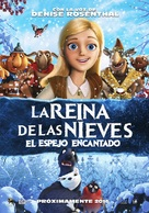 The Snow Queen 2 - Chilean Movie Poster (xs thumbnail)