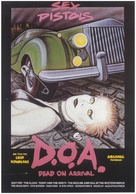 D.O.A. - German Movie Poster (xs thumbnail)