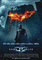 The Dark Knight - Turkish Movie Poster (xs thumbnail)