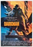 Darkman - Italian Movie Poster (xs thumbnail)