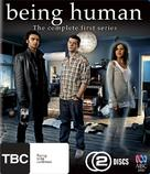 """""""Being Human"""" - New Zealand Blu-Ray movie cover (xs thumbnail)"""