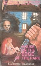 La casa sperduta nel parco - Finnish VHS cover (xs thumbnail)