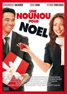A Nanny for Christmas - French Movie Cover (xs thumbnail)