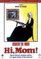 Hi, Mom! - Italian DVD movie cover (xs thumbnail)