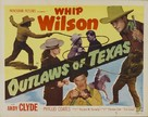 Outlaws of Texas - Movie Poster (xs thumbnail)