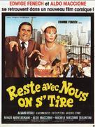 La poliziotta a New York - French Movie Poster (xs thumbnail)