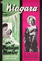 Niagara - Swedish Movie Poster (xs thumbnail)