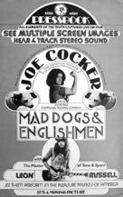 Mad Dogs & Englishmen - poster (xs thumbnail)