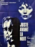 Juste avant la nuit - French Movie Poster (xs thumbnail)