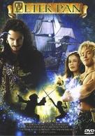 Peter Pan - Finnish DVD cover (xs thumbnail)