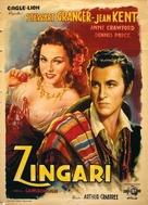 Caravan - Italian Movie Poster (xs thumbnail)