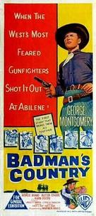 Badman's Country - Australian Movie Poster (xs thumbnail)