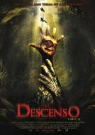 The Descent: Part 2 - Colombian Movie Poster (xs thumbnail)
